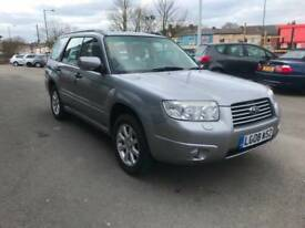 SUBARU FORESTER 2.0 AUTOMATIC XEN- VERY RARE FACTORY FITTED LPG GAS CONVERSION !