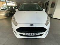 2014 Ford Fiesta 1.0 EcoBoost Zetec S (s/s) 3dr Hatchback Petrol Manual