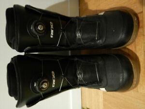 Snowboard boots Ride size 10