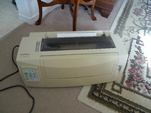Dot Matrix Printer Kijiji Free Classifieds In Ontario