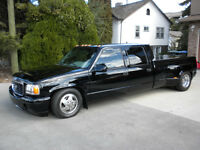 Crewcab One Ton Dually