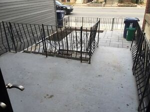 Steel fence for sale