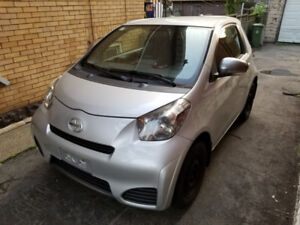 2012 SCION IQ | BLUETOOTH | WINTER RIMS & TIRES INCLUDED