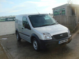 Ford Transit Connect 1.8TDCi ( 75PS ) DPF T220 SWB PAY AS YOU GO FSH