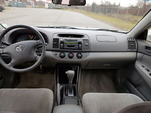 2003 Toyota Camry NO ACCIDENTS / SAFETY / E-TEST / WARRANTY London Ontario image 8