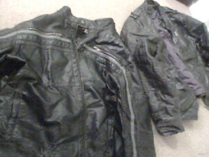 Selling Two Jackets