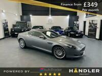 Aston Martin DB9 5.9 Coupe Petrol Auto 450 bhp Really Stunning Condition FSH !!