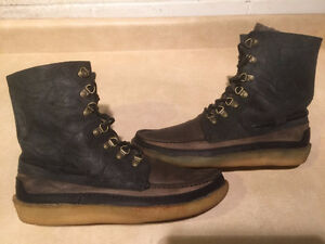 Men's Portland Leather Boots Size 10.5 London Ontario image 1