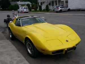 1976_Stingray_Corvette_Originale