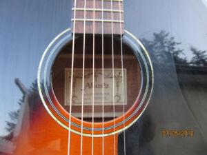 Alvarez Acoustic Guitar.