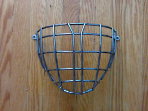 Eddy CSA stainless steel goalie cage (960/961 compatible)