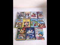 Selection of DVDS for children (11 DVDS)