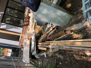 Scrap metal for sale- pick up only