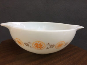 BOL RETRO PYREX VINTAGE BOWL ANCHOR HOCKING FIRE KING MCM 70's