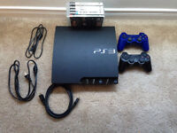PS3 System & Games