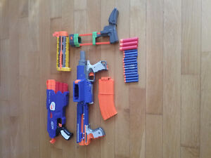 Nerf booster pack
