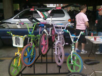 WANTED-VINTAGE OLD SCHOOL BMX BIKES AND PARTS-CASH PAID