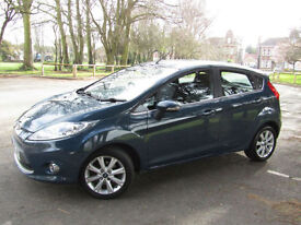 Ford Fiesta 1.6TDCi Zetec**DIESEL**1 OWNER FROM NEW**FSH**£20 TAX**78MPG**