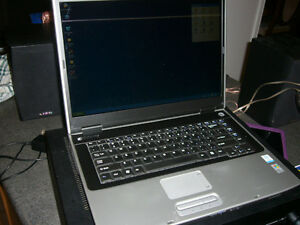 GATEWAY MA2 LAPTOP 1.4GHz Celeron 1GB RAM