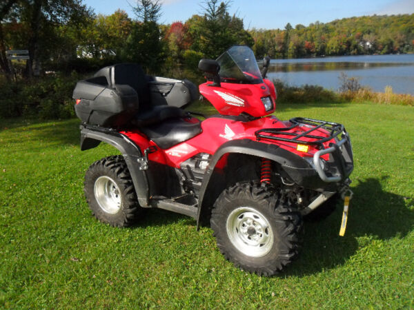 Used 2007 Honda Rubicon 500