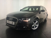2013 63 AUDI A4 TECHNIK TDI ESTATE 1 OWNER AUDI SERVICE HISTORY FINANCE PX