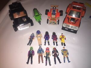 Kenner M.A.S.K action figure lot  London Ontario image 1
