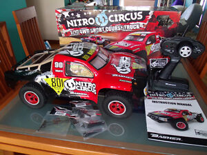 Nitro Circus 4x4 Brushless Short Course truck RTR BRAND NEW