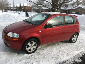 2008 Pontiac Wave SE Hatchback