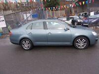 Volkswagen Jetta 1.9 TDI SE 4d IMPRESSIVE PERFORCE 07/57 (grey) 2007