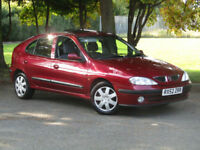 Renault Megane 1.6 16v Expression + AUTOMATIC**1 OWNER**FSH**RARE CARS**