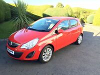 VAUXHALL CORSA 1.3 CDTI DIESEL, 2013, 63K FVSH **FINANCE THIS CAR TODAY FROM £31 PER WEEK***