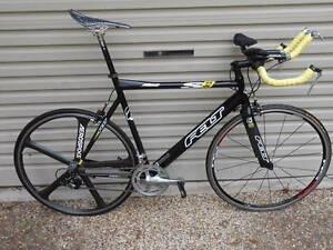 Felt TT Airo S32 XXL 60 cm Time Trial Racing Road Bike Carbon A Cleveland Redland Area Preview