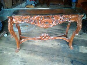 Wooden table Kitchener / Waterloo Kitchener Area image 1