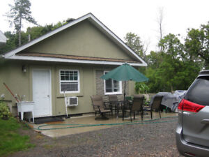 A two bedroom suite Independent Entrance $1500/m incl. utilities