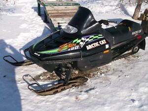 1995 ZR580 Snowmobile for sale or trade