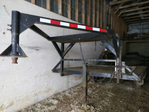 18 ft. 5th Wheel Utility Trailer For Sale