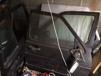 Volkswagen Golf mk2 doors (4 door)