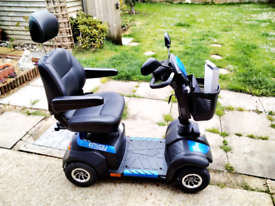 Drive envoy 8+ MOBILITY SCOOTER 2021 MODEL EXTRAS INC +1YR INSURANCE