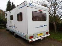ACE Nouvella Firenze 6 Berth Motorhome 4 Traveling Seats 5 Speed Manual 9016