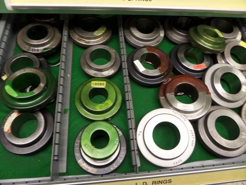"1"" - 2"" Bore Gage Setting Ring master gage gauge Federal Glastonbury XX - X =="