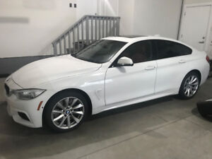 2015 BMW 435i xDRIVE Gran Coupe with M2 package