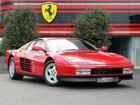 1992 Ferrari Testarossa Testarossa Coupe Petrol Manual