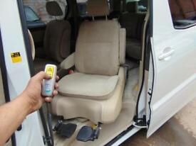 TOYOTA ALPHARD Disable wheelchair Automatic disabled seat wheelchair