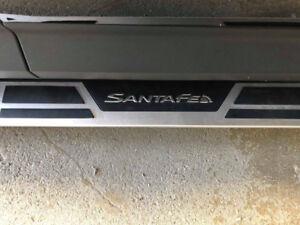 running boards Hyundai Santa Fe  sport 2013-2018