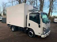 2015 Isuzu Trucks Grafter N35.120 3.0TD 10FT6 FRIDGE BOX Refrigerated Box Van Di