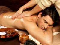 Comfortable relax professional massage