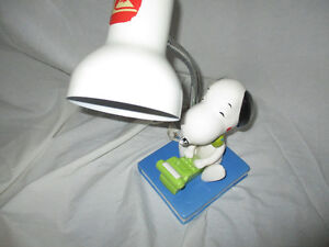 snoopy desk lamp Kitchener / Waterloo Kitchener Area image 1