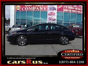 2014 Honda Civic EX We Pay The Tax When You Finance With Us!