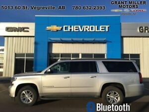 2015 Chevrolet Suburban LT  - Certified - Leather Seats
