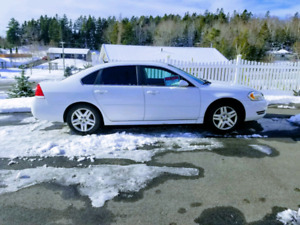 2013 Chevrolet Impala, FREE WINTER TIRES ON RIMS
